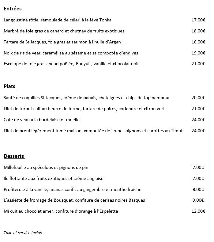 menucarte dec2018